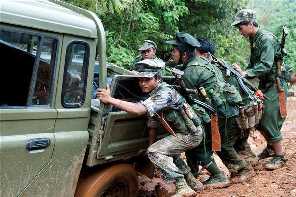 Kachin Independence Army : Latest Current Affairs and News ...