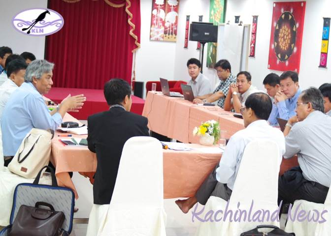 NCCT Meeting in Chiang Mai on April 28, 2014